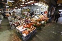 Japanischer Fruchtshop lizenzfreie stockfotografie