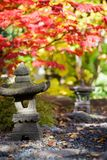 Japanischer Garten Stockbilder