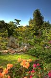 Japanischer Garten 7 lizenzfreie stockfotografie