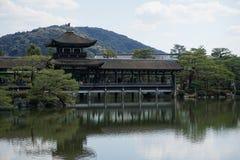 Japanischer Garten in Heian-jingu, Kyoto, Japan Stockfoto