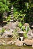 Japanischer Garten im Iao-Tal-Nationalpark auf Maui Hawaii Stockfoto