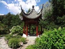 Japanischer Garten und Park Lizenzfreies Stockbild