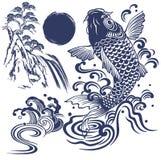 Japanischer Karpfen