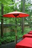 Japanischer Regenschirm Lizenzfreies Stockbild