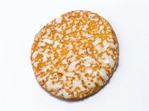 Japanischer Reis-Cracker, Sembei Stockbilder