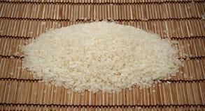 Japanischer Reis und japanische Matten stockbilder