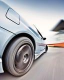 Japanischer Rennwagen Lizenzfreie Stockfotografie