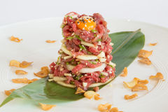Japanischer Salat Lizenzfreies Stockfoto