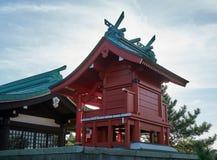 Japanischer Schrein Lizenzfreie Stockbilder