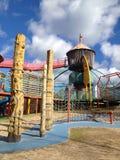 Japanischer Spielplatz Stockfotos