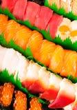 Japanischer Sushi bento Kasten Lizenzfreie Stockbilder