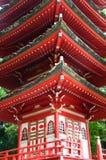 Japanischer Tee-Garten Lizenzfreie Stockbilder