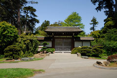 Japanischer Teegarten Lizenzfreie Stockbilder