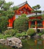 Japanischer Tempel Stockfotografie