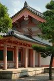 Japanischer Tempel stockfoto