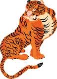 Japanischer Tiger vektor abbildung