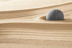 Japanischer Zen-Garten Lizenzfreies Stockbild
