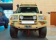 Japanisches Auto nicht für den Straßenverkehr auf königlicher Automobilausstellung Front View Stockfoto