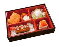 Japanisches Bento Mittagessen Lizenzfreie Stockbilder