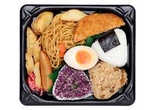 Japanisches Bento Mittagessen Lizenzfreies Stockbild