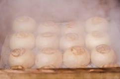 Japanisches Brot Stockbild