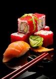 Japanisches Frühstück Stockfotografie