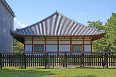 Japanisches Gebäude lizenzfreie stockbilder