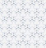 Japanisches geometrisches nahtloses Muster lizenzfreie abbildung