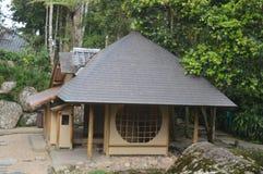 Japanisches Haus Lizenzfreies Stockfoto