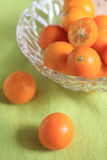 Japanisches kinkan, japanische Orange Stockfotografie