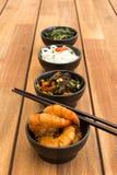 Japanisches Lebensmittel Stockbilder