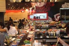 Japanisches Lebensmittel Lizenzfreies Stockbild