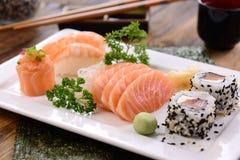 Japanisches Lebensmittel lizenzfreie stockfotografie