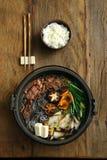 Japanisches Lebensmittel 1 Stockbilder