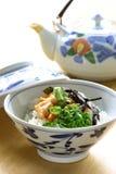 Japanisches Lebensmittel 1 Stockfotografie