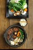 Japanisches Lebensmittel 1 Lizenzfreies Stockbild