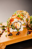 Japanisches Lebensmittelmaterial Lizenzfreies Stockbild