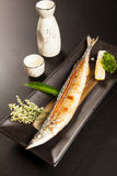 Japanisches Lebensmittelmaterial lizenzfreies stockfoto