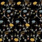 Japanisches Mandarine- und Faltenpapierschmetterlingsmuster Stockfoto