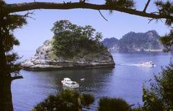 Japanisches Meer Stockfoto