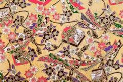 Japanisches Musterpapier Stockbilder