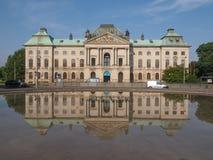 Japanisches Palais in Dresden Stock Photo