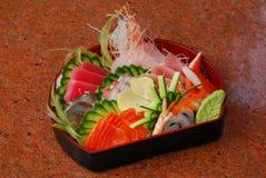 Japanisches Sushiset Lizenzfreie Stockfotos