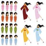 Japanisches Zeichen Stockbilder