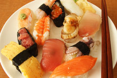 Japannese sushi Stock Photography
