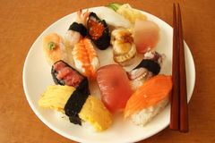 Japannese sushi Stock Photos