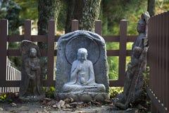 Japanrelikskrin Arkivbild
