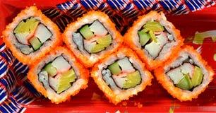 Japans broodje Royalty-vrije Stock Fotografie