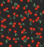 Japans Cherry Pattern royalty-vrije illustratie