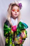 Japans geishameisje Stock Fotografie